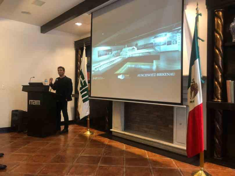 Túnel 2.0. Recorrido inaugural en Oaxaca.