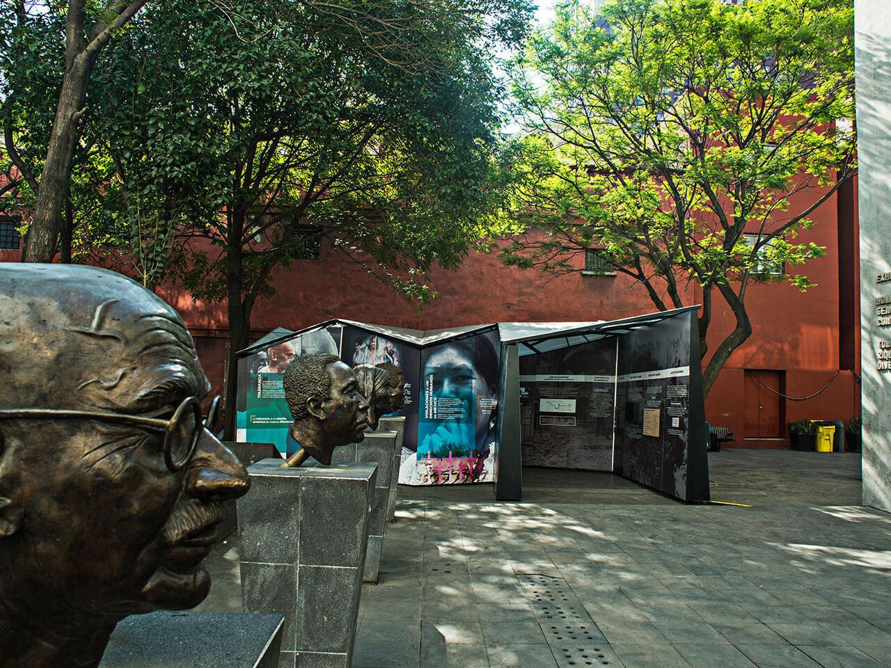 Túnel 2.0. Museo de Historia Mexicana de Monterrey.