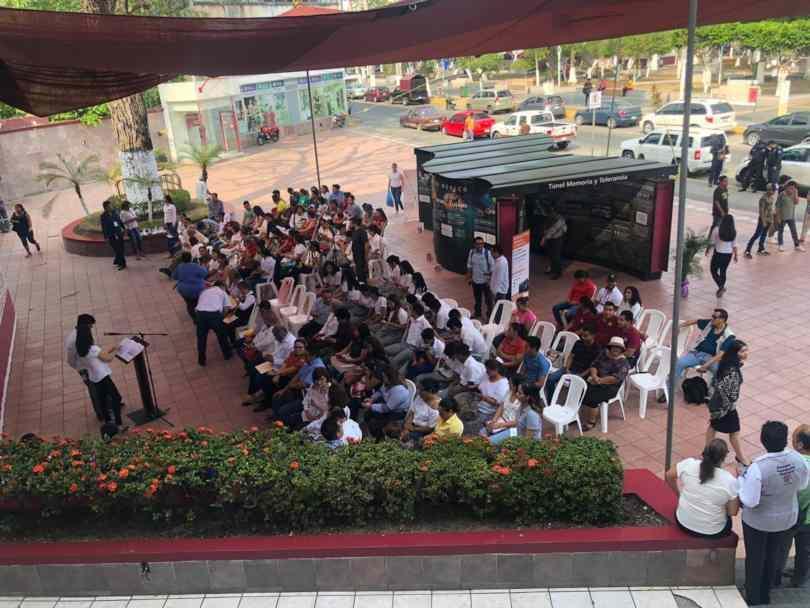 Túnel  2.0. Evento inaugural Universidad del Valle de México Campus Zapopan.